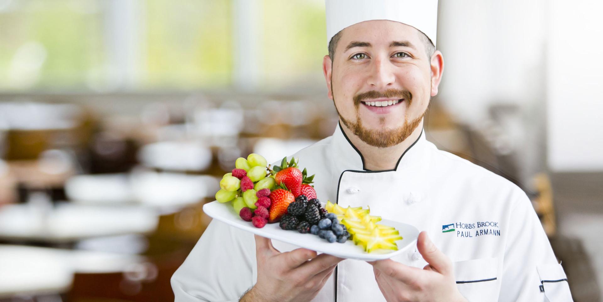 Dining – Meet Paul