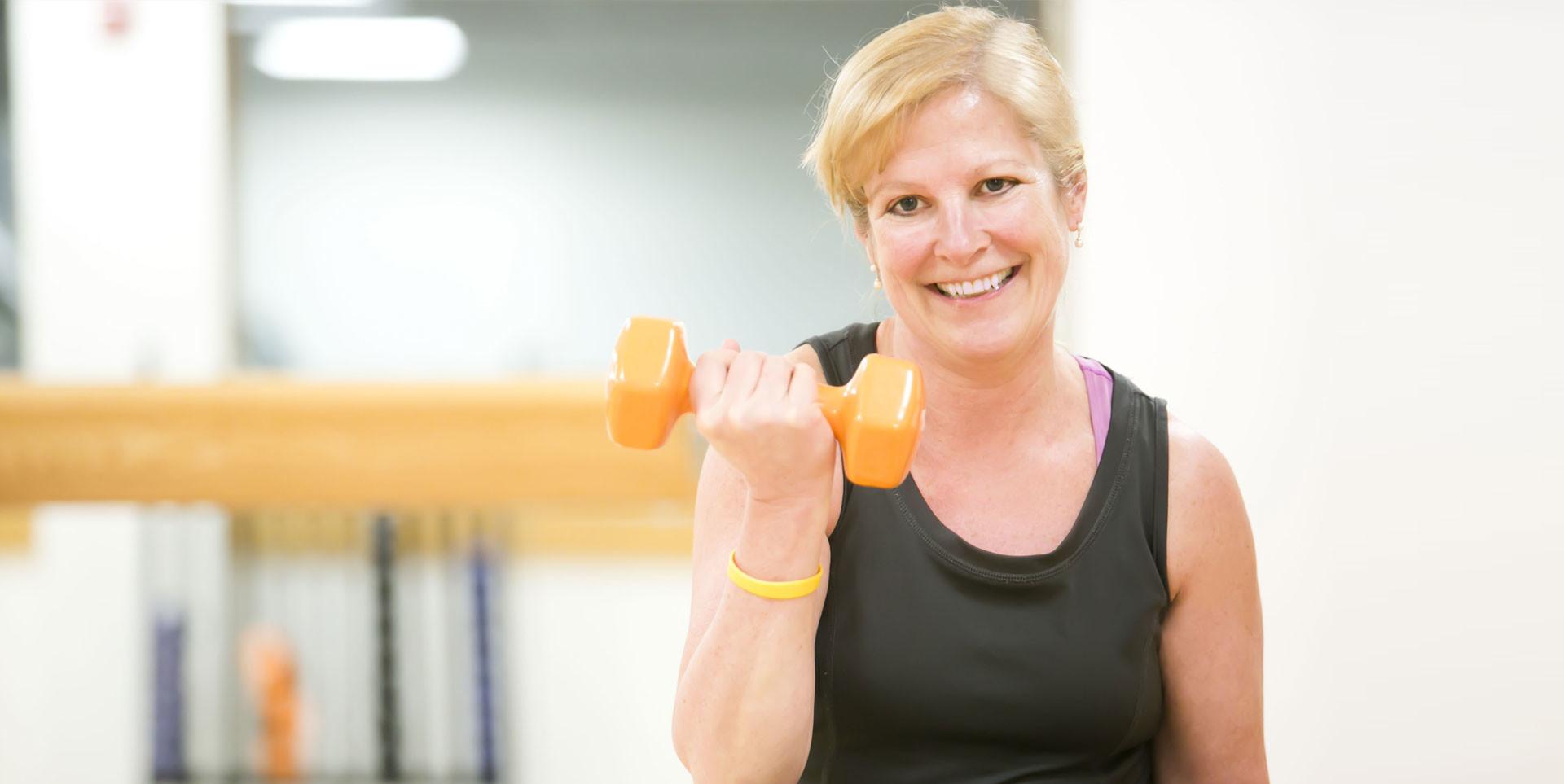 Fitness – Meet Diane