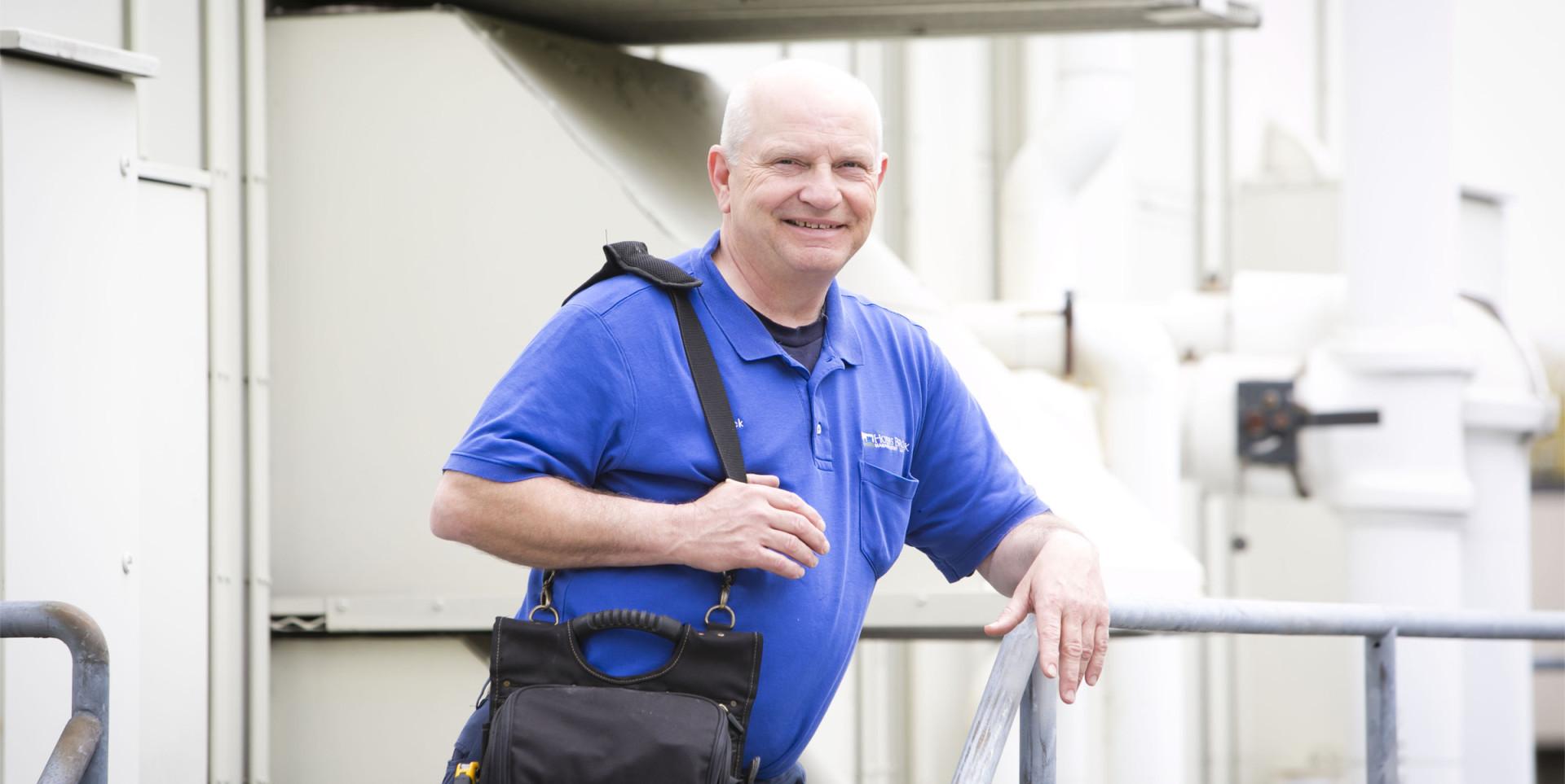 Facilities Management – Meet Chuck
