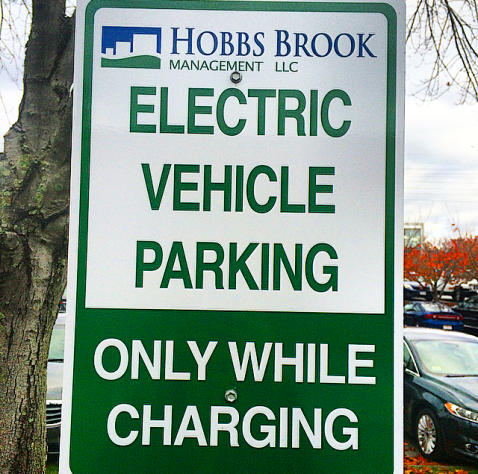 Electric Vehicle Charging Stations Are Now Active Hobbs