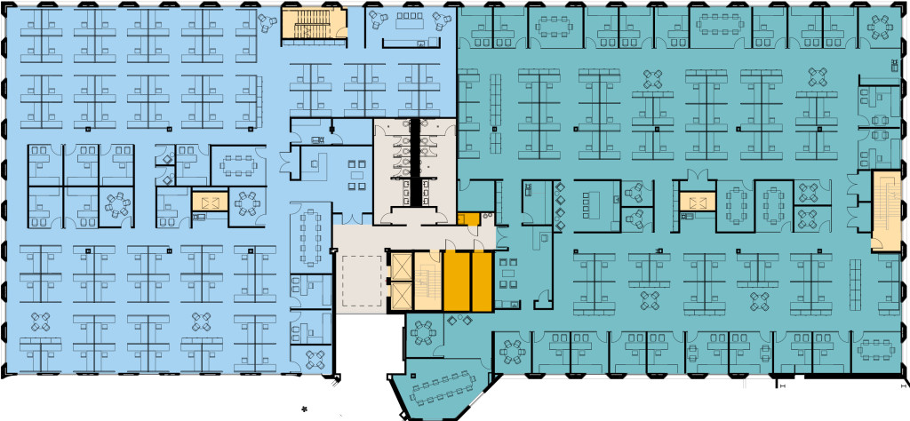 610 North--Floor Plan