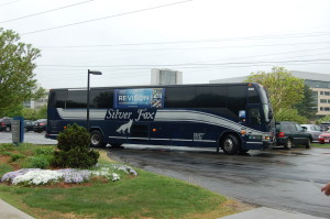 NAIOP Tour Bus