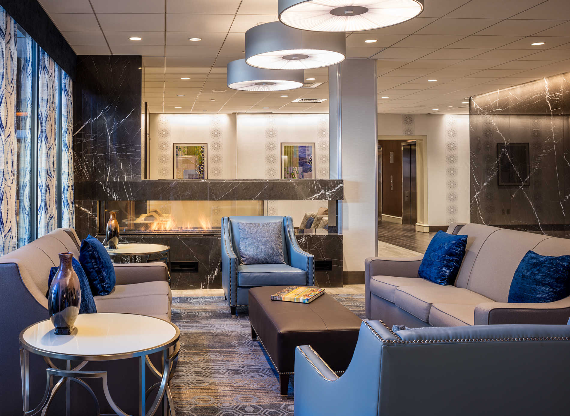Four Points By Sheraton Norwood Announces Completion Of