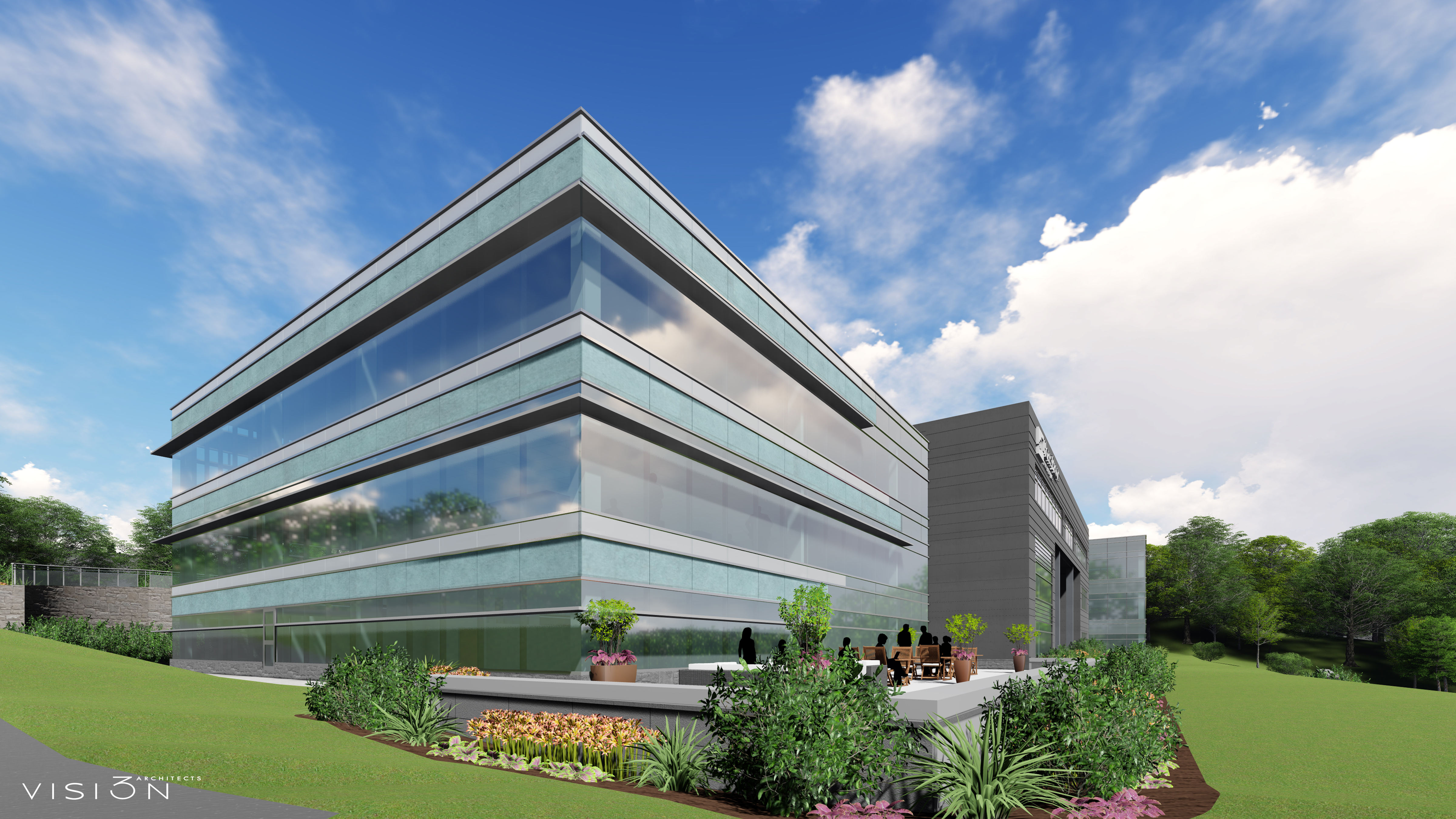 Hobbs Brook Management Redevelopment To Bring Additional Class A Office  Space To Waltham
